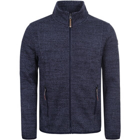 Icepeak Arles Midlayer Jas Heren, dark blue
